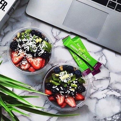 Happy Fri-yay! Start your day right with Greens on the GO ! #IWMustHaves