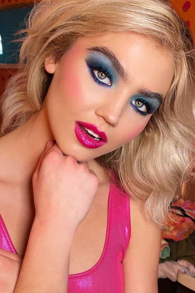80s Makeup Trends You Need To Differentiate Between Glaminati Com 80s Makeup Trends 80s Makeup Looks Makeup Trends