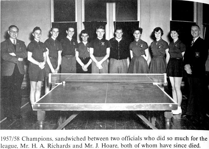 The History of Ping-Pong