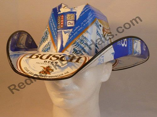 Busch Beer Box Cowboy Hats | Cases Carton Box Hat & 25+ unique Beer box hat ideas on Pinterest | Beer box crafts ... Aboutintivar.Com