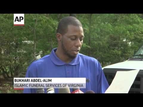Tamerlan Tsarnaev Buried in Virginia Cemetery - YouTube
