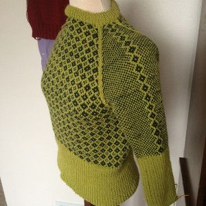 Olivine size 36-38 charts are finished and ready to be tested. Here is the link in my Ravelry group for more information, http://www.ravelry.com/discuss/woolycricket/3323705/1-25