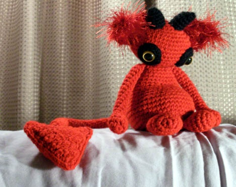 17 Best images about Knit or Crochet Demons on Pinterest ...