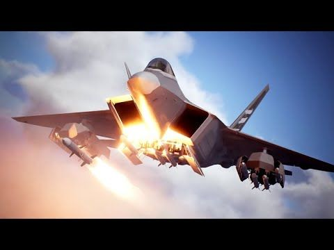 Ace Combat 7: Skies Unknown – Art and Story Trailer | Video