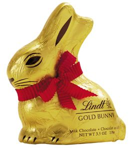 Free Lindt chocolate bunny on March 8th, all the info-