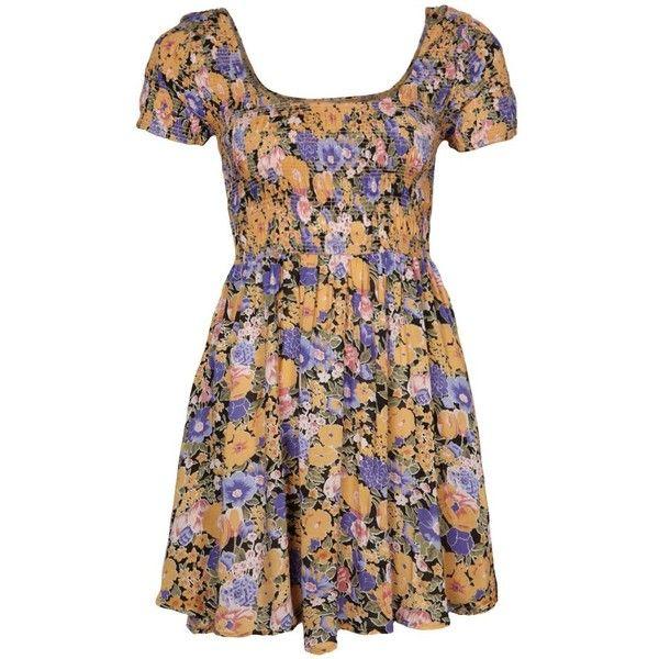 MINKPINK EDEN BEACH Summer dress ($115) ❤ liked on Polyvore