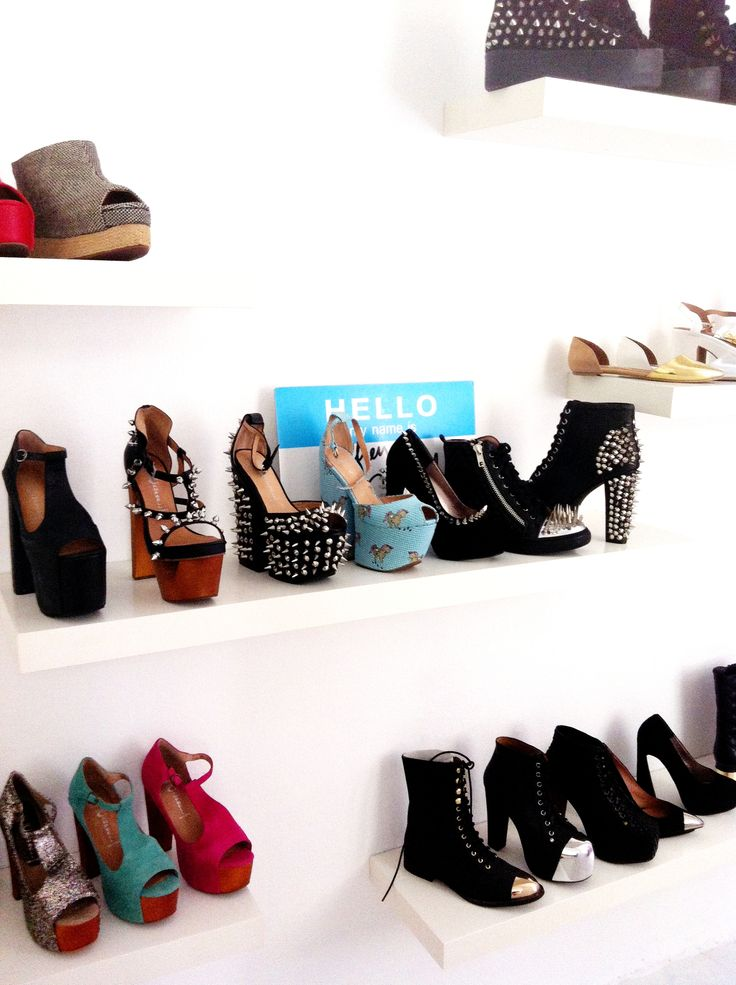 Jeffrey Campbell <3 see you in http://highlife.com.pl/ :)