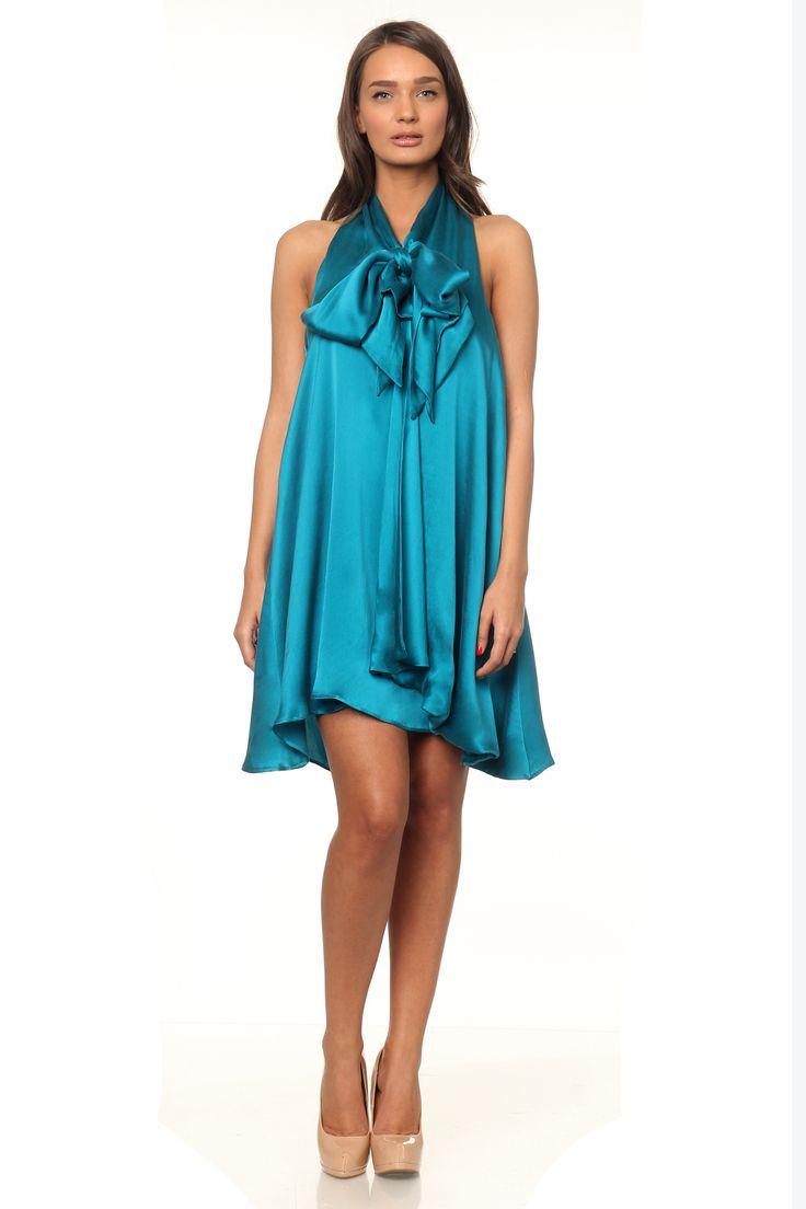 Marie Ollie loose dress - www.marieollie.com