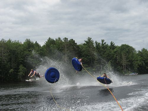 Tubing...the best