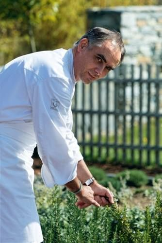 Un chef de excepción: Gilles le Galles