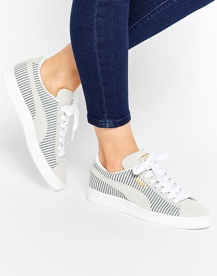 Puma Suede Classic Lo Trainers