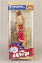 McFarlane NBA Series 26 Blake Griffin Los Angeles Clippers Chase 1291/1500
