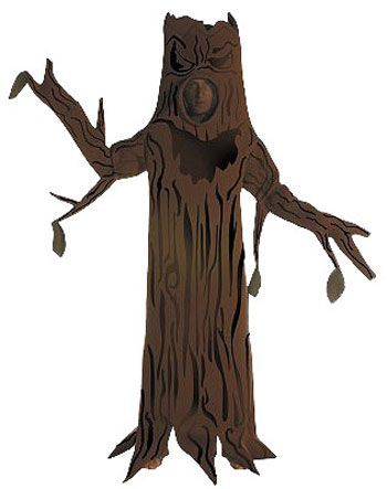 Adult Deluxe Scary Tree Costume  sc 1 st  Pinterest & The 134 best Tree costumes images on Pinterest | Tree costume ...