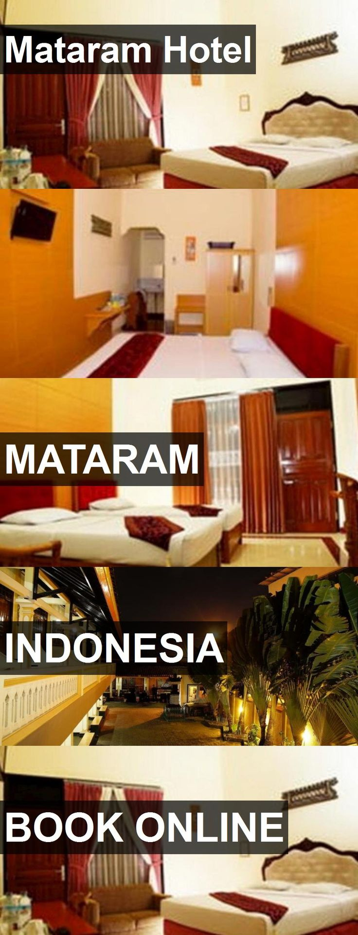 Hotel Mataram Hotel in Mataram, Indonesia. For more information, photos, reviews and best prices please follow the link. #Indonesia #Mataram #MataramHotel #hotel #travel #vacation