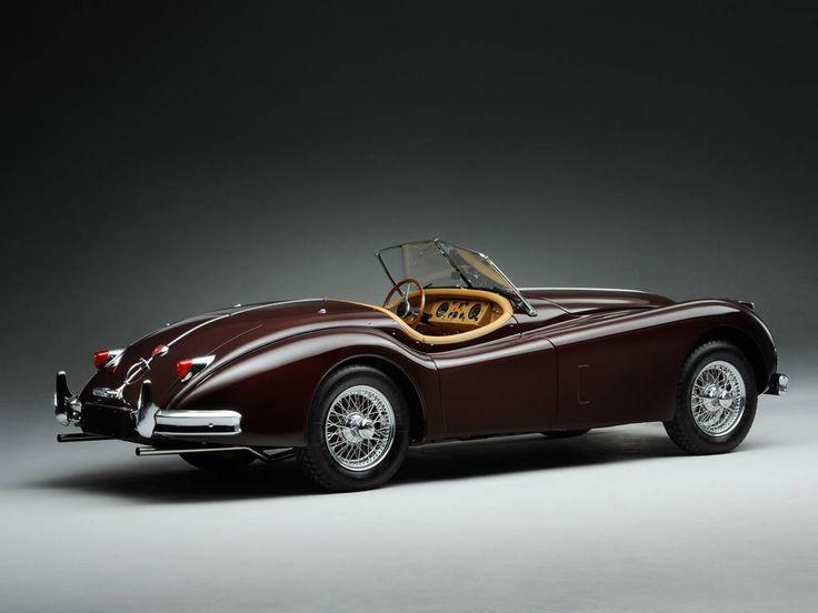 1955 Jaguar XK-140MC for sale #1902354 - Hemmings Motor News
