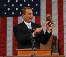 Boehner Works Hard To Survive