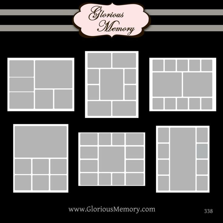 4 picture collage template - best 20 photoshop collage template ideas on pinterest