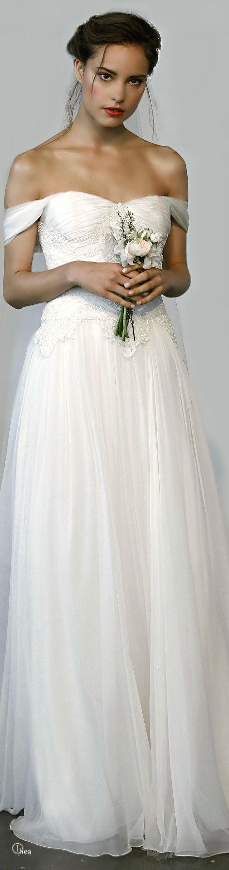 Marchesa Bridal ● Spring 2015 wedding dress