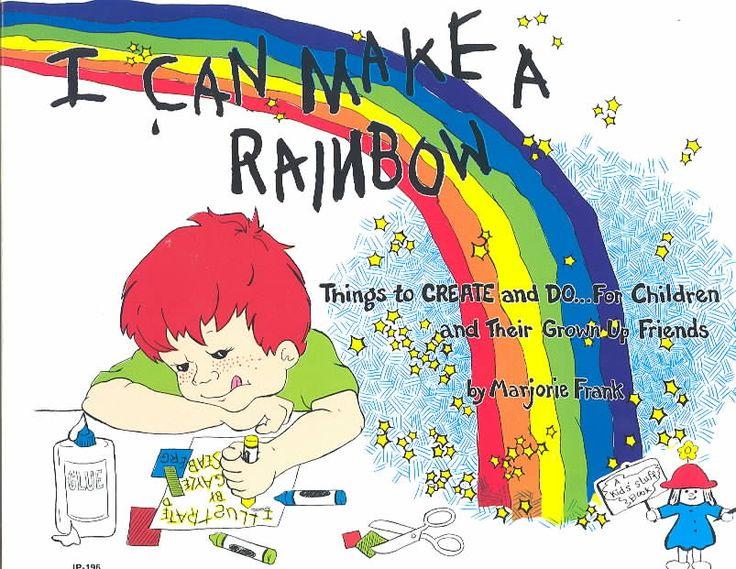 how to make rainbow things