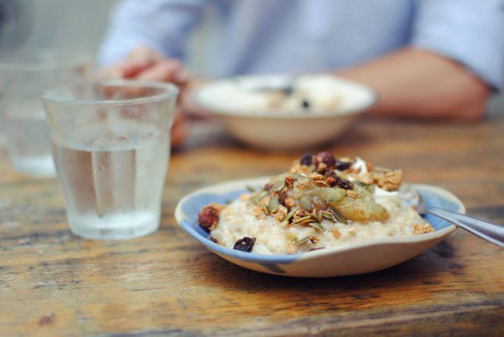 GRØD: The Copenhagen restaurant that only serves porridge.  Less expensive.