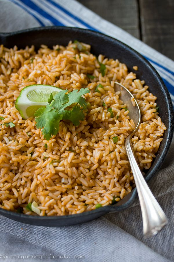 Mexican Rice | Yum!! | Pinterest