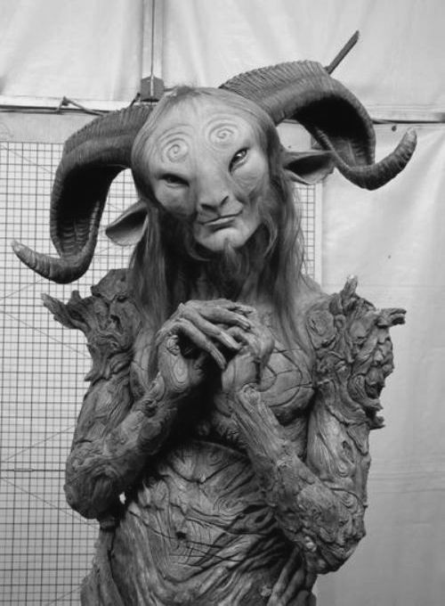 Uncredited... Pan's Labyrinth.