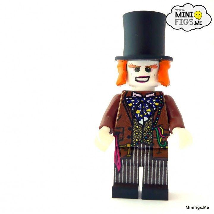lego alice in wonderland minifigure - Google Search ...