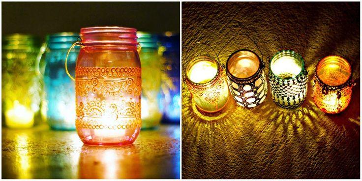 """.: As Mil e Uma Índias :.: Como fazer sua própria lanterna """"marroquina"""""""