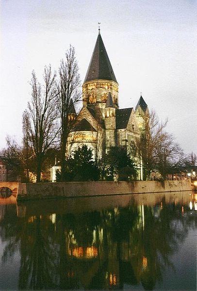 Découverte touristique de Metz Moselle Lorraine