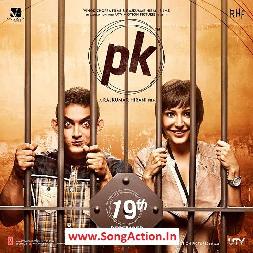 PK Movie Mp3 Songs Download , www SongAction In , Mp3