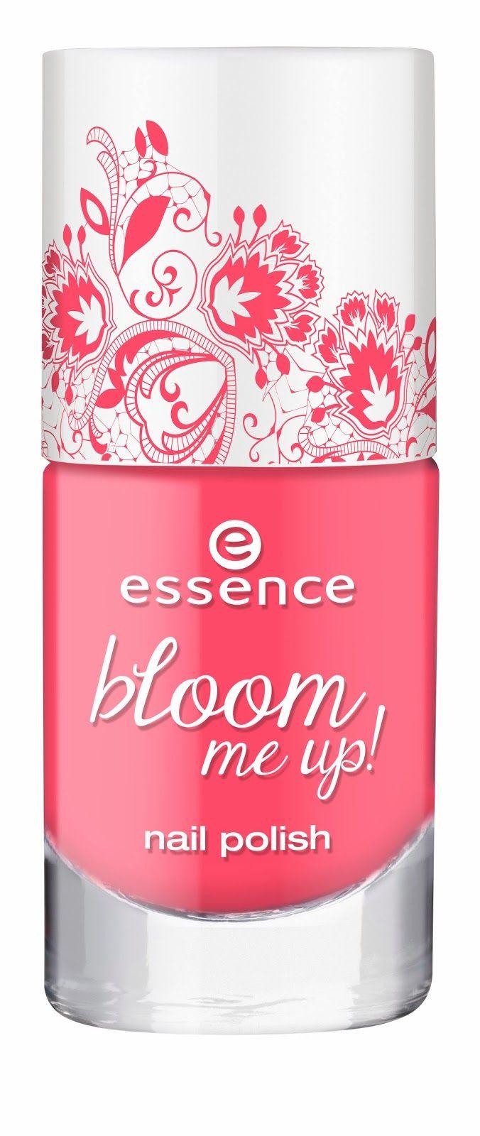 Betty Nails: Cosnova - Essence NEWs - Blom Me Up ! [Press Release]