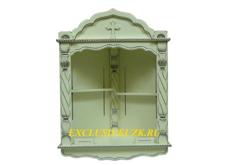 Домашний иконостас угловой для Ваших икон - Домашние иконостасы, полки под иконы, киоты, аналои, предметы интерьера.