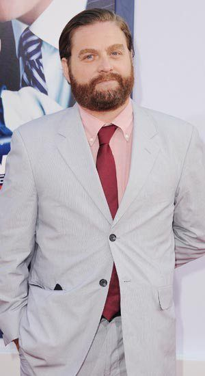 zach galifianakis quotes | Zach Galifianakis - Hollywood Life