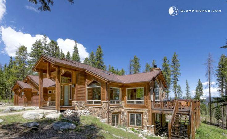 Best 25 Cabin Rentals Ideas On Pinterest Log Cabin