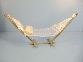 how to: miniature hammock