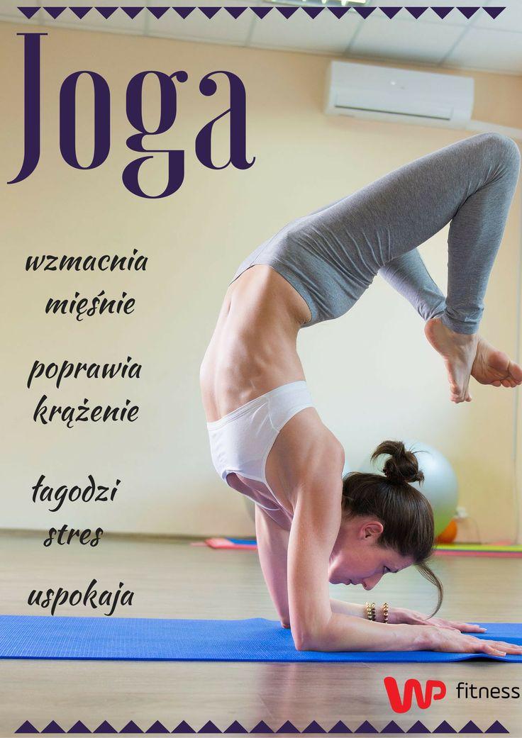Joga to świetny sposób na poprawę gibkości ciała i zrelaksowanie się.  #yoga #body #stretching #suppleness #relaxation #meditation #training #exercises #joga #rozciąganie #gibkość #medytacja #relaks #trening #ćwiczenia