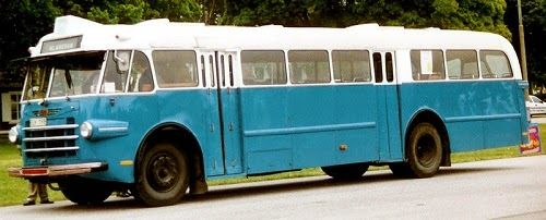 1952 Scania B63