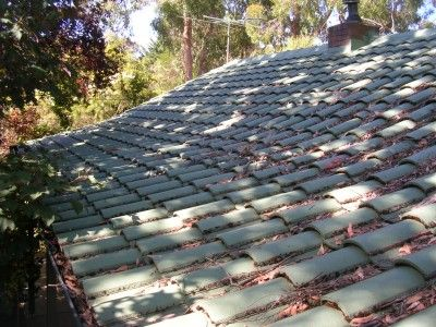 Tiled roofing and repair