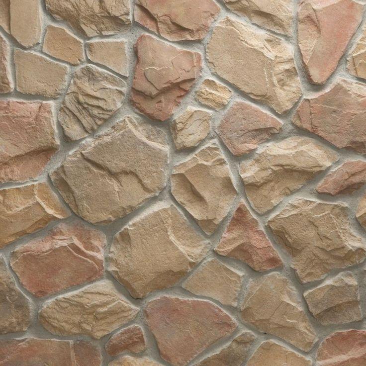 Field Stone Cordovan Corners 100 lin. ft. Bulk Pallet Manufactured Stone
