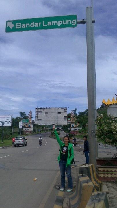 Pelabuhan Bakauheni, Lampung - Akhir Desemer 2012