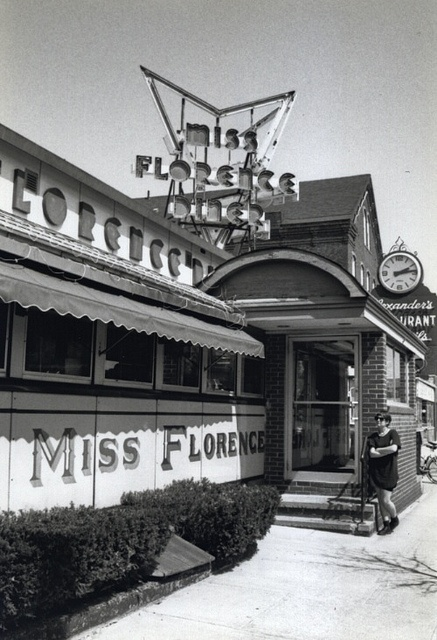 Miss Florence Diner MA 1994 by Mod Betty / RetroRoadmap.com, via Flickr