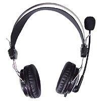 A4Tech Casque avec micro HS-7PParamètres de base Oreille: moniteur; Taux Lecture: 20 - 20000 Hz; Impédance: 32 Ohm; Sensibilité: 97 dB; Montage du microphone: mobile;Mute: Oui; Type d'enceinte acoustique: Fermé; Type de fixation: serre-tête;Câble de connexion: unilatérale;Type de connexion: avec fil;Jack: mini-jack 3,5 mm;Longueur de câble: 2 m;Réglage du volume: Oui; Informations complémentaires: contrôle du volume sur le fil, crochet pour attacher le casque pour contrôler