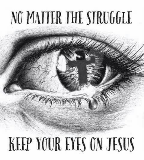 Life is so difficult at time....my only strength to get through is Jesus!