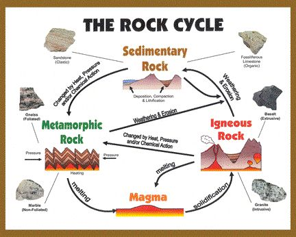 Worksheet The Rock Cycle Worksheets 1000 ideas about rock cycle on pinterest plate tectonics earth science and science