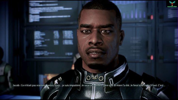 Mass Effect 3 Episode 26: Jacob Taylor attend un enfant, le retour de Ta...