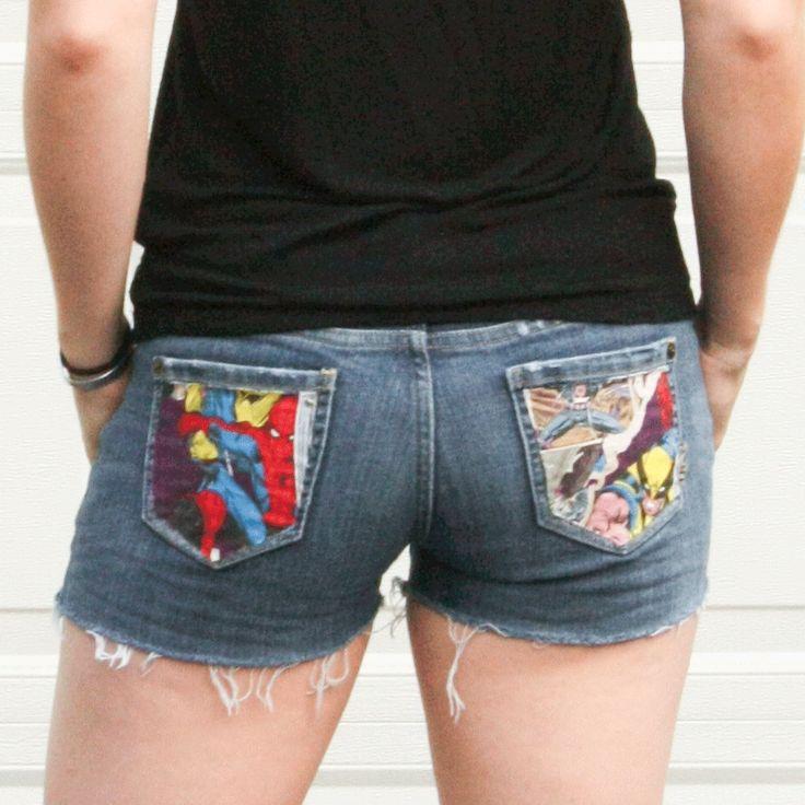 Marvel Comics Shorts