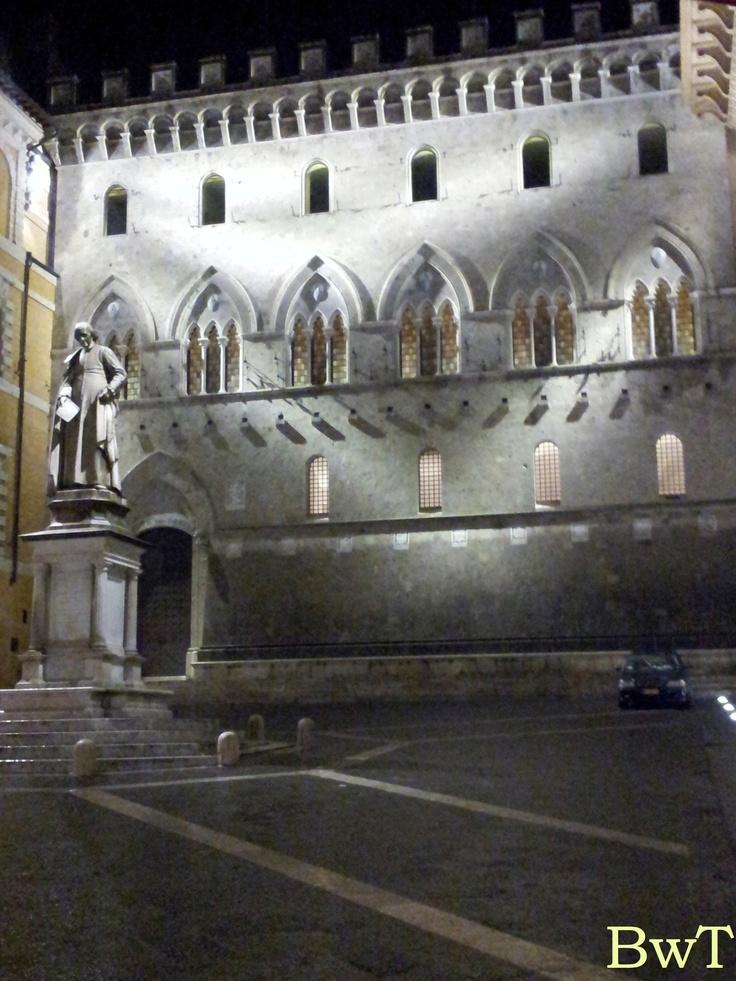 Salimbeni Palace, Siena