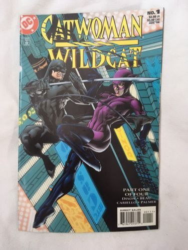 Catwoman-Wildcat-1-Aug-1998-DC