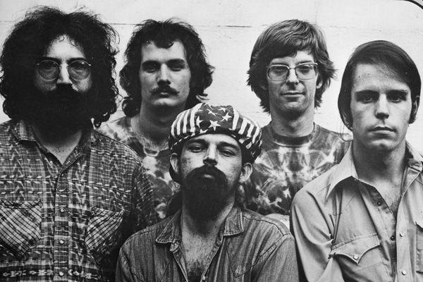 Grateful Dead (Garcia, Kreutzmann, Pigpen, Lesh, Weir)