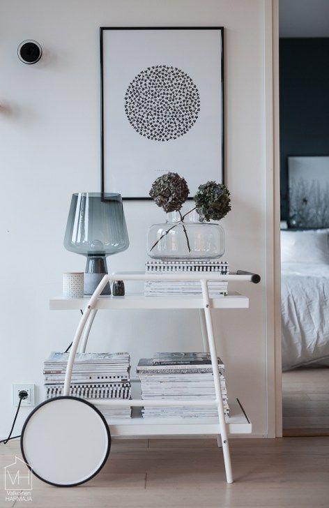Coco Lapine prints in Suvi's home - via Coco Lapine Design